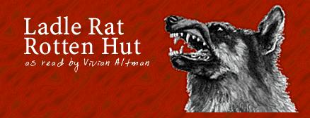 Ladle Rat Rotten Hut