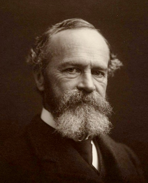 William James: the habit guy
