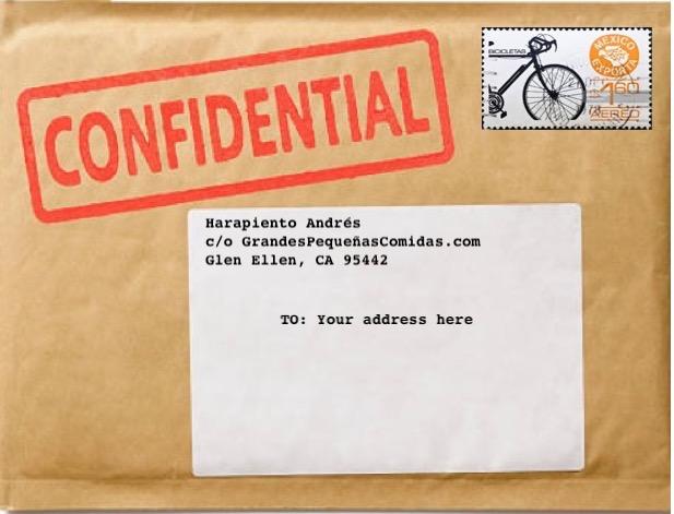Mex bike stamped envelope copy