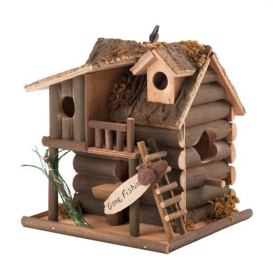 fancy birdhouse