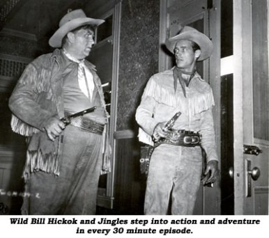Wild Bill Hickock and Jingles
