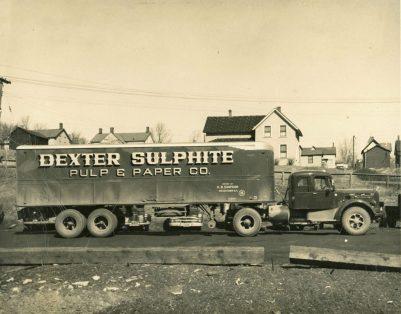 sulphite truck