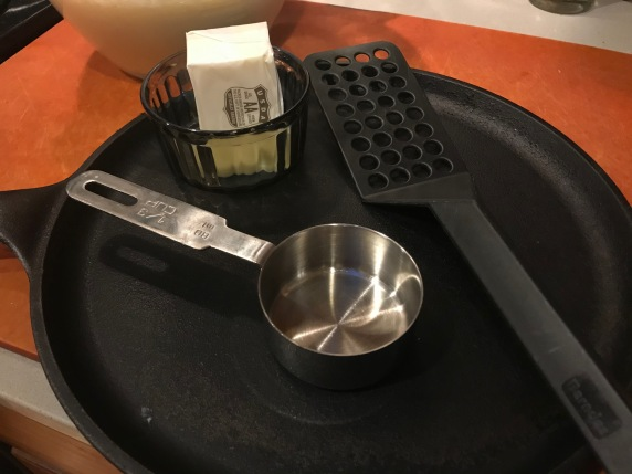 swedish pancake tool