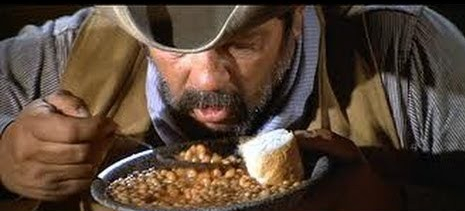 Beans blazing saddles