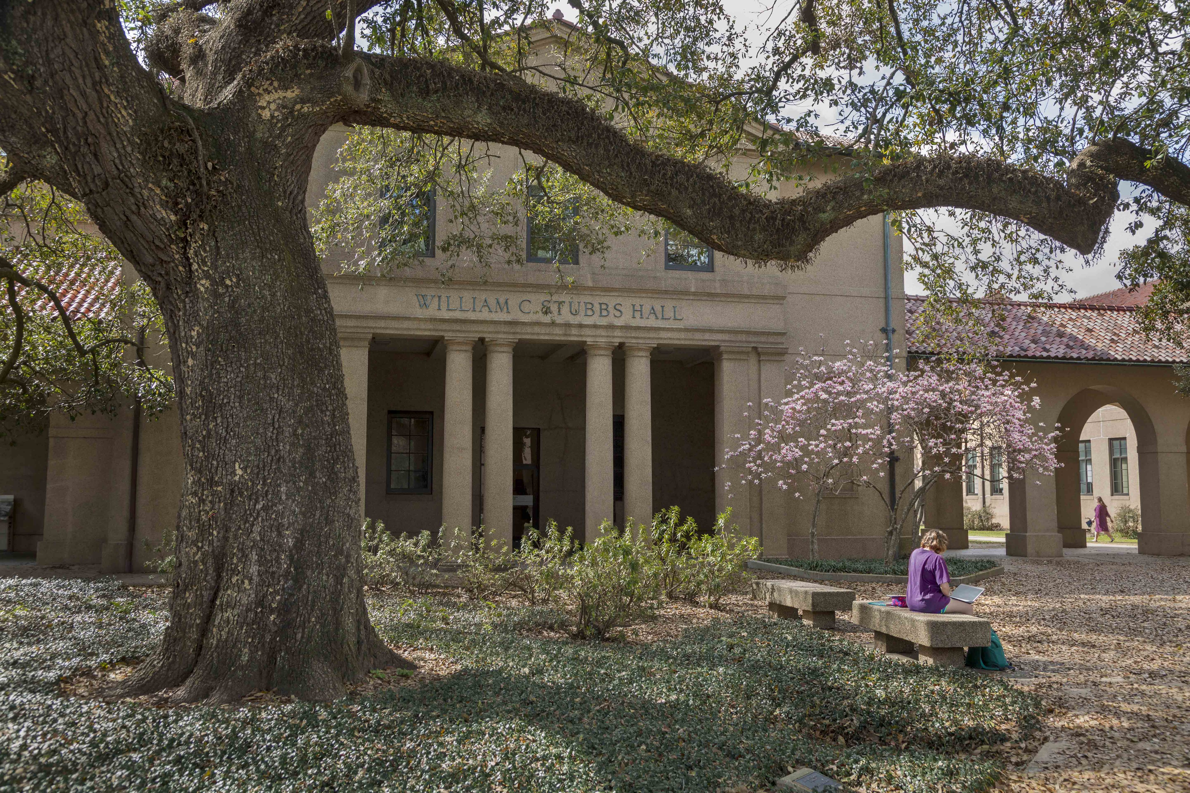 Stubbs Hall LSU