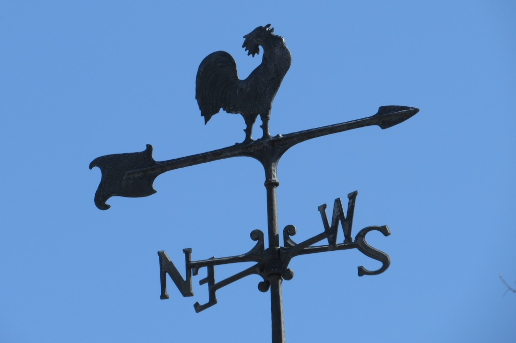 This image has an empty alt attribute; its file name is weathervanes_097.jpg
